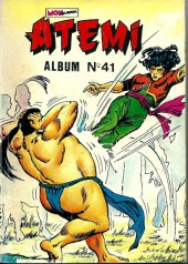Atemi -Rec41- Album N°41 (du n°160 au n°163)