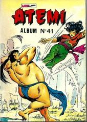 Atémi -REC41- Album n°41 (du n°160 au n°163)