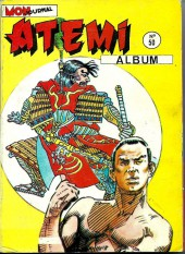 Atémi -REC50- Album n°50 (du n°196 au n°199)