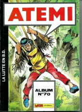 Atémi -REC70- Album n°70 (du n°262 au n°264)