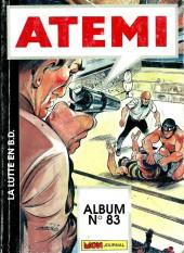 Atémi -REC83- Album n°83 (du n°259 au n°261)
