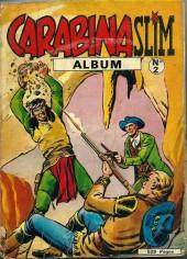 Carabina Slim -REC02- Album n°2 (du n°5 au n°8)