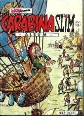 Carabina Slim -REC15- Album n°15 (du n°57 au n°60)