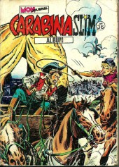 Carabina Slim -REC36- Album n°36 (du n°134 au n°136)