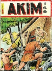 Akim (1re série) -REC169- Album N°169 (du n°745 au n°748)