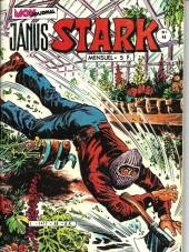 Janus Stark -44- La flûte maudite