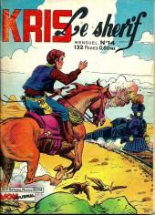 Kris le shériff -14- Le rendez-vous de cinq heures