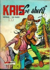 Kris le shériff -71- La piste sauvage