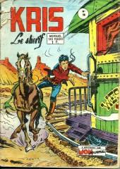 Kris le shériff -78- L'attaque du train postal