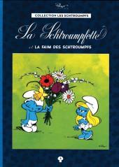 Les schtroumpfs - La collection (Hachette) -3- La Schtroumpfette