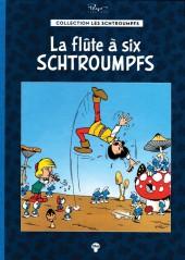 Les schtroumpfs - La collection (Hachette) -2Bis- La flûte à six schtroumpfs
