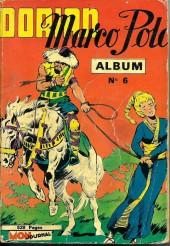 Marco Polo (Dorian, puis Marco Polo) (Mon Journal) -Alb06- Album n°6 (du n°21 au n°24)