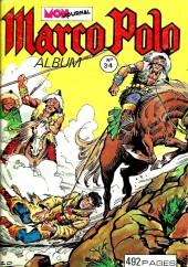 Marco Polo (Dorian, puis Marco Polo) (Mon Journal) -Rec34- Album n°34 (du n°160 au n°162)