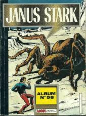 Janus Stark -Rec58- Album n°58 (Janus stark spécial n°1-2-3)