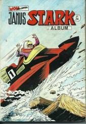 Janus Stark -Rec24- Album n°24 (du n°70 au n°72)
