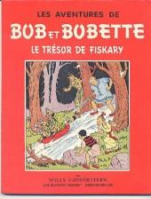 Bob et Bobette -7- Le trésor de Fiskary