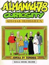 Almanach 78 Curiosity - Spécial M. Tillieux - Spécial M.Tillieux