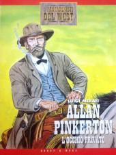 Allan Pinkerton - Allan Pinkerton l'occhio privato