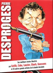 Pierre Desproges en BD -b15- Pierre Desproges