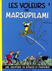 Spirou et Fantasio -5g93- Les voleurs du marsupilami