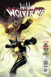 All-New Wolverine (2016) -4- Issue 4