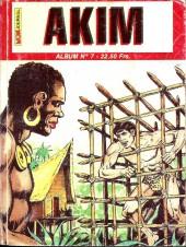 Akim (2e série) -Rec07- Album N°7 (du n°19 au n°21)