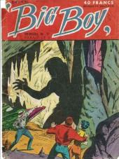 Big Boy -37- Quelque chose de vivant dans le volcan n°13