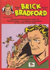 Luc Bradefer - Brick Bradford -PH14- Brick bradford - planches hebdomadaires tome 14