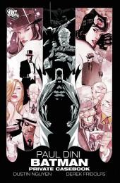 Detective Comics (1937) -INT- Batman: Private Casebook