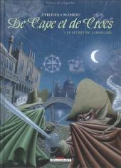 De Cape et de Crocs -1a05'- Le Secret du janissaire