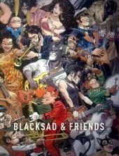 (AUT) Guarnido - Blacksad and Friends