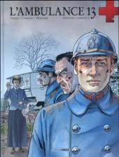 L'ambulance 13 - Tome INT2