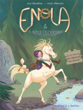 Enola -2- La licorne qui dépassait les bornes