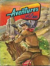 Aventures Film (1re série - Artima) -Rec10- Recueil 553 (du n°90 au n°95)