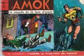 Amok (2e série) (Sagédition) -4- La pagode de la lune d'orient
