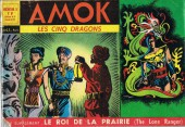 Amok (2e série) (Sagédition) -5- Les cinq dragons