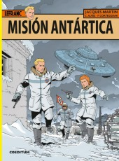 Lefranc (en espagnol) -26- Misión Antártica