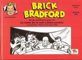 Luc Bradefer - Brick Bradford -SQ15- Brick bradford - strips quotidiens tome 15