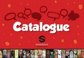 (Catalogues) Éditeurs, agences, festivals, fabricants de para-BD... - Catalogue 2016 01 - Sandawe