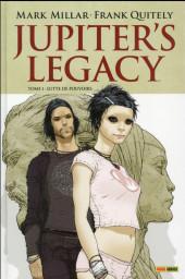 Jupiter's Legacy -1- Lutte de pouvoirs