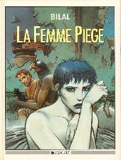 Nikopol -2- La Femme Piège