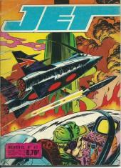 Jet Logan (puis Jet) -41- Brave des braves