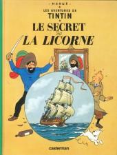 Tintin (Historique) -11C8- Le secret de la licorne
