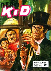 Néro Kid -46- Le corbeau et les 2 coqs