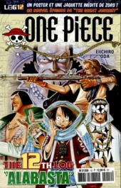 One Piece - La collection (Hachette) -12- The 12th Log