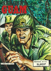 Sergent Guam -125- La montre du samouraï
