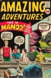 Amazing Adventures (1961) -2- This is Manoo!