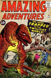 Amazing Adventures (1961) -3- We Were Trapped in the Twilight World!