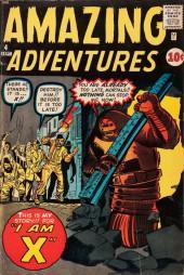 Amazing Adventures (1961) -4- I Am X