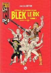 Blek le Roc (Original Watts) -1- Les origines de Blek